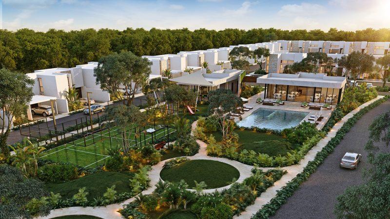Casas en Playa del Carmen desde $225,789 USD