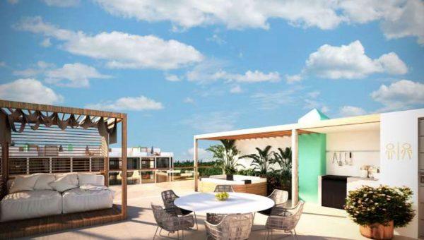 Departamentos en venta en Playa del Carmen