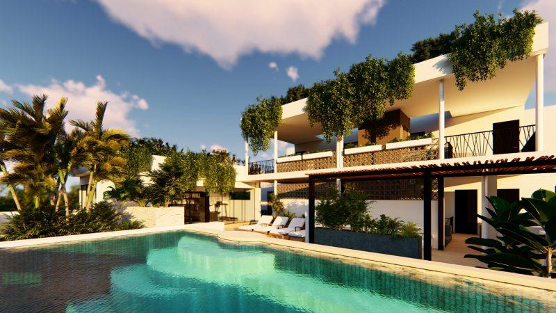Departamentos en Playa del Carmen desde $57,508 USD