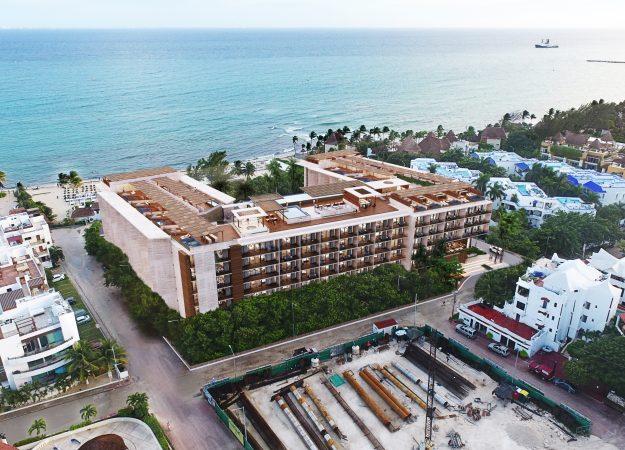 Departamentos en Playa del Carmen desde $244,000 USD