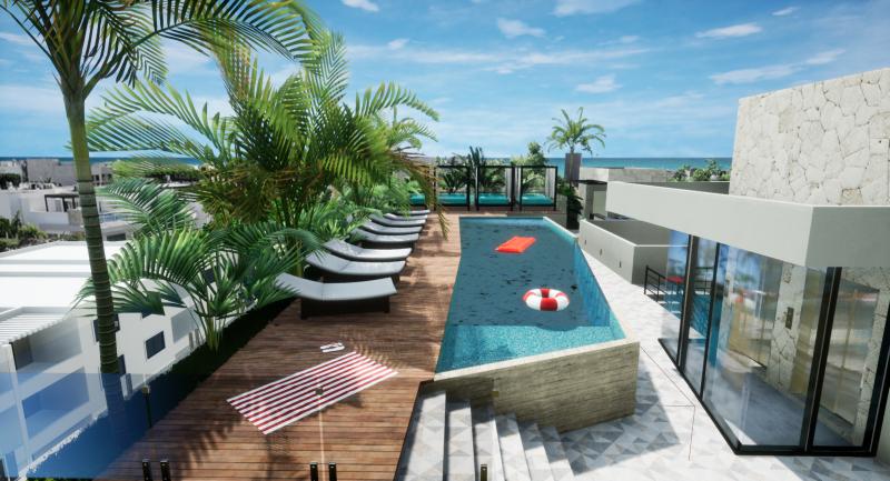 Departamentos en Playa del Carmen desde $101,000 USD