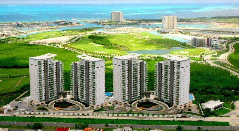 Departamentos en Cancún desde $362,681 USD