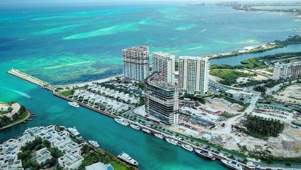 Departamentos en venta en Cancún