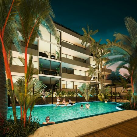 Departamentos en Playa del Carmen desde $75,715 USD