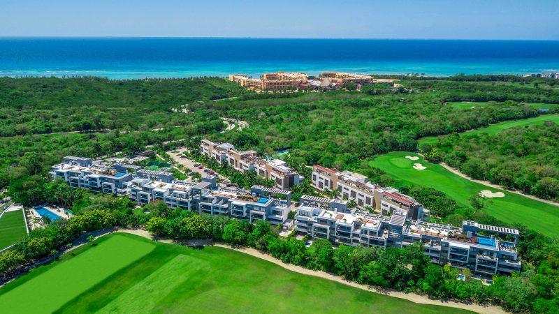 Departamentos en Playa del Carmen desde $178,000 USD