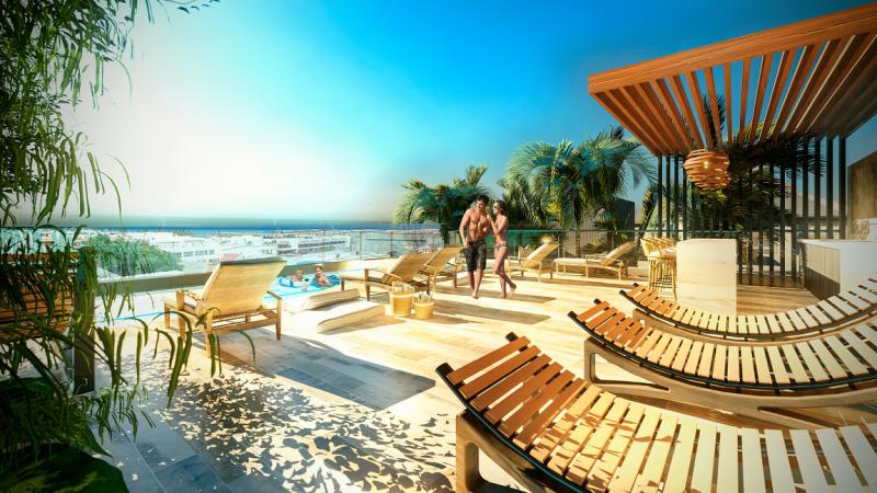 Condos in Playa del Carmen from $93,600 USD